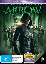 Arrow : Season 2 | UV - DVD Region 4 Brand New Free Shipping
