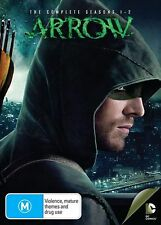 Arrow : Season 1-2 | Boxset - DVD Region 4 Brand New Free Shipping