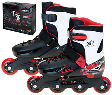 XQ Max Boys Roller Blades Inline Skates Adjustable Sizes Kids Adults Skating
