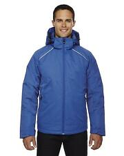 North End Sport Red Linear Men's Insulated Jackets 88197