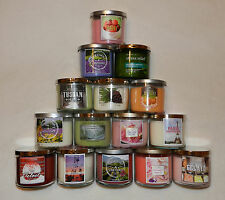 Bath & Body Works 3 Wick Candle ~ MUST BUY 2 OR MORE ~ Read Details ~ Ships Free