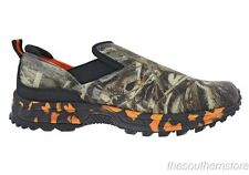REALTREE Outfitters Camouflage Viper Max ORANGE Mens CAMO Walking Shoes