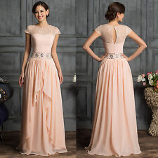 2014  Mother of the Bride Evening Ball Gown Pageant Cocktail Party Long Dresses