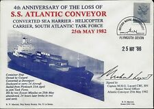 HMS HOOD RENOWN VICTORIOUS YORK KGV AURORA NAVY SIGNED COVERS MARRIOTT RARE