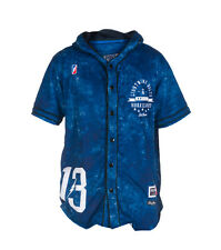 POST GAME BASEBALL HOODED JERSEY