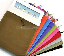 "Sleeve Case Cover Pouch Bag For 7"" 8"" 9"" 9.7"" 10"" Android Tablet PC Ipad Sansung"