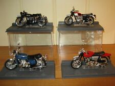 1:24 Scale TRIUMPH, VINCENT, HONDA GOLDWING, NORTON. Brand New. XMAS GIFT