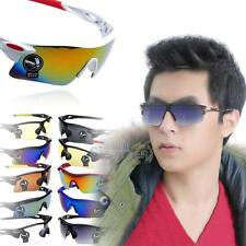 Cool Mens/Women Cycling Sports Fishing Driving Sunglasses Glasses UV400 Goggles
