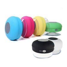 Waterproof Wireless Car Bluetooth Mini HIFI Speaker SHOWER POOL Handsfree VL