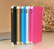 12000mAh Extra-thin Portable Power Bank External Battery Charger For iPhone