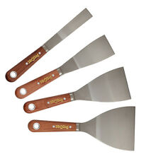 ProDec Rosewood Filling Knives Stainless Steel Blade Full Tang Wooden Handle