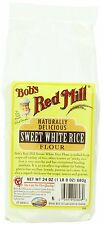Bob's Red Mill Sweet White Rice Flour 24 oz - Pack of 1 / 2 / 3 / 4