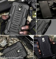 Shock Proof Otterbox Rugged Heavy Duty Armor Tough Hard Case Cover With Belt Clp