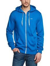 Vans Men's Core Basics Full Zip Skateboard Hoodie
