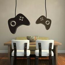 Video Game Controller Wall Decal xbox 360 Boy Play Room Vinyl Holiday Decor USA