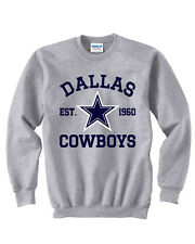 DALLAS COWBOYS JERSEY  SWEATSHIRT