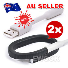AU L Fitness USB Charging Cable For Jawbone Up Charger WristBand Monitor UP24