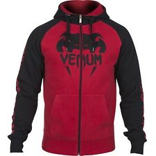Venum Pro Team 2.0 Hoodie - Black/Red