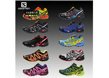 14 New 16 Style Salomon Hot Speedcross 3 CS Cross-Country Running Outdoor Shoes