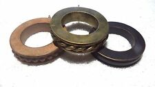 """Set of 4 Rings, Window Treatment Rings, Curtain Rings for Pole up to 1 3/4"""""""