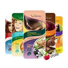 LOT Vedette Hair Mask for Dry Dyed Damaged Restore Treatment Travel Size Vietnam
