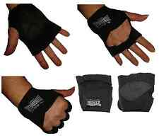 Lonsdale Neoprene weight lifting boxing fitness gloves protect S M L XL