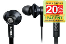 Philips TX1 headset Earbud Earphones headphones in-ear w/ Mic for Android Apple