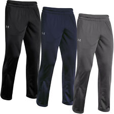 Under Armour 2015 Mens UA Lightweight Warm Up Pant Open Hem Training Gym Bottoms