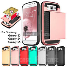 Black Rugged Rubber Matte Hard Shell Durable Case Cover For Samsung Galaxy S5 V