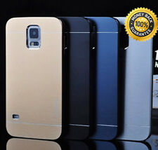 Luxury Aluminum Ultra-thin Metal Hard Case Cover For Samsung Galaxy Phone S5 SV