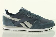 Reebok Reebok Royal Classic jogger Mens Trainers V55493 Classic Blue Leather