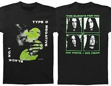AUTHENTIC TYPE O NEGATIVE NO.1 ALBUM MUSIC BAND METAL SHIRT S M L XL 2XL