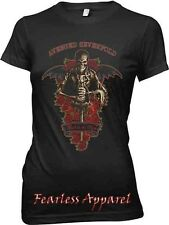 AVENGED SEVENFOLD A7X WICKED GARDEN HAIL TO THE KING JUNIORS T TEE SHIRT S-XL
