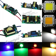 10W 20W 30W 50W 100W High Power Driver Power Supply LED Chips SMD Bulbs Light