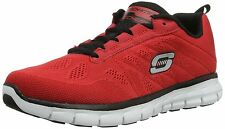 Skechers Men's Synergy Power Switch Training Shoes-Red