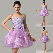 Sweetheart Sparkly sequins Mini Short Party Prom Ball Evening Masquerade Dresses