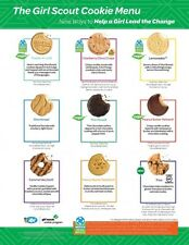 6 BOXES OF FRESH 2015 GIRL SCOUT COOKIES *SHIPS NOW!*