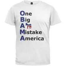 One Big Ass Mistake America Adult Mens T-Shirt