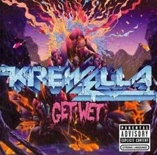 Get Wet - Krewella New & Sealed Compact Disc Free Shipping