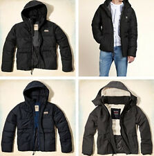 NWT Hollister by Abercrombie Men's Jacket Coat