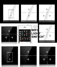 LIGHT SWITCH HOME AUTOMATION ON OFF WIFI 3G 4G LTE IPHONE ANDROID APP WORLDWIDE