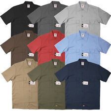 Dickies Men's Shortsleeve Work Shirt Style # 1574