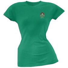 St. Patricks Day - Kelly's Irish Pub Beer Wench Kelly Green Soft Juniors T-Shirt