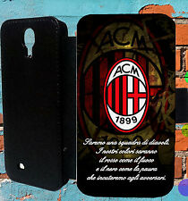 COVER case FLIP MILAN for SAMSUNG GALAXY S / S MINI chiusura magnetica
