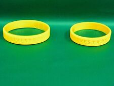 LIVE STRONG NIKE Bracelet Band Silicone Rubber Sports Baller Wristband