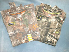 Realtree or Mossy Oak Men Camo Hunting T - Shirt - You Choose Size & Style - NWT