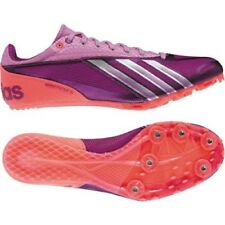 NEW Womens Sz 10 ADIDAS Sprint Star 4 Purple Pink Red Track & Field Spike Shoes