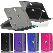 """Universal Folio Rotating Case Stand Cover for RCA 8 Android Tablet Insignia 8.0"""""""