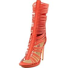 Penny Loves Kenny Metric  Womens Faux Leather Gladiator Sandals Shoes