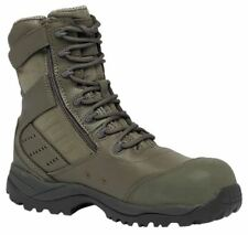 Belleville Tactical Research TR636ZCT Maintainer Hot Weather Side Zip Boots